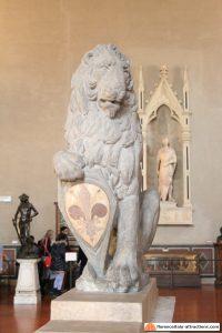 Donatello's Marzocco