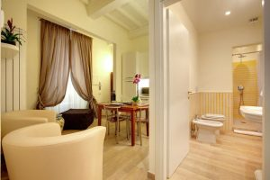 family apartment in florence