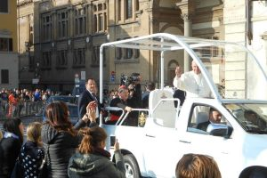 Pope Francis in Florence